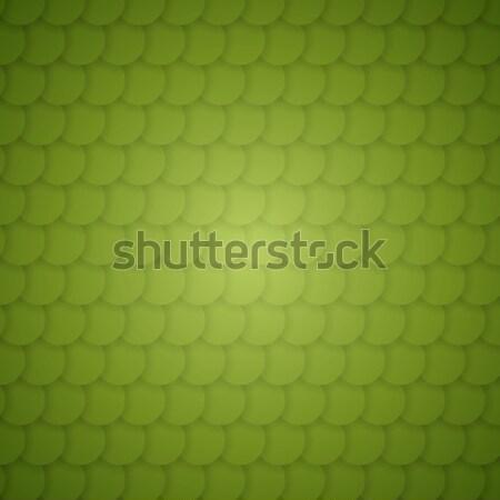 Vecteur échelle modèle vert propre Photo stock © filip_dokladal