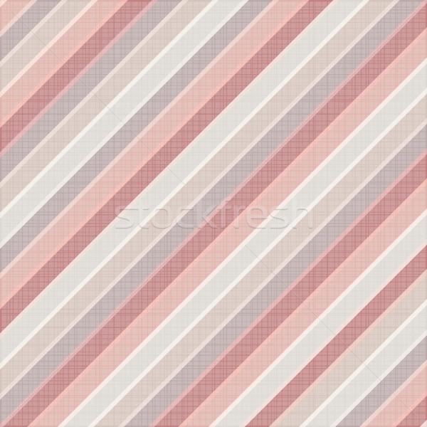 вектора полоса шаблон чистой цвета ткань Сток-фото © filip_dokladal