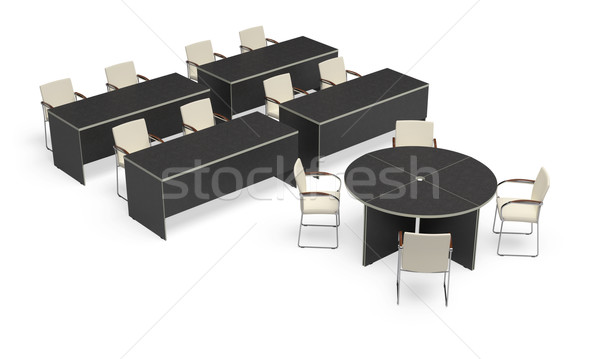 Office desk  Stock photo © filipok