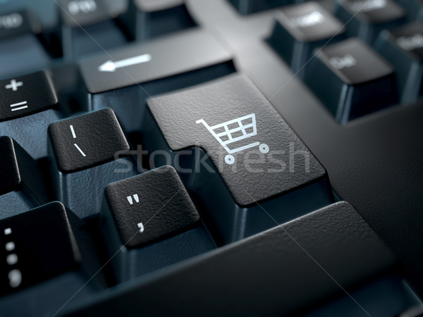 e-commerce Stock photo © filmstroem