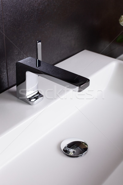 Bathroom interior Stock photo © fiphoto