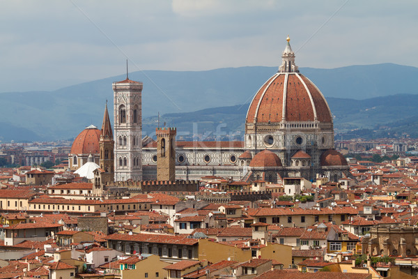 Florence Cathedral, Tuscany, Italy Stock photo © fisfra