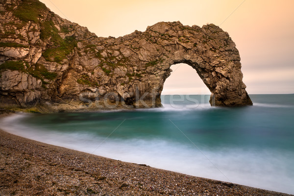 Durdle Door, Jurassic Coast, Dorset, England Stock photo © fisfra