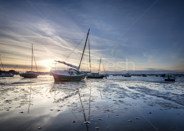Poole Harbour Stock photo © flotsom