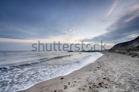 Hengistbury Head Beach Stock photo © flotsom