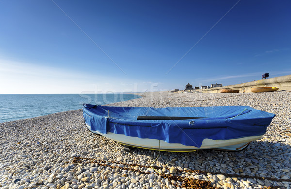 Chesil Beach Stock photo © flotsom