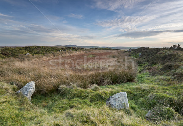 King Arthur's Hall in Cornwall Stock photo © flotsom