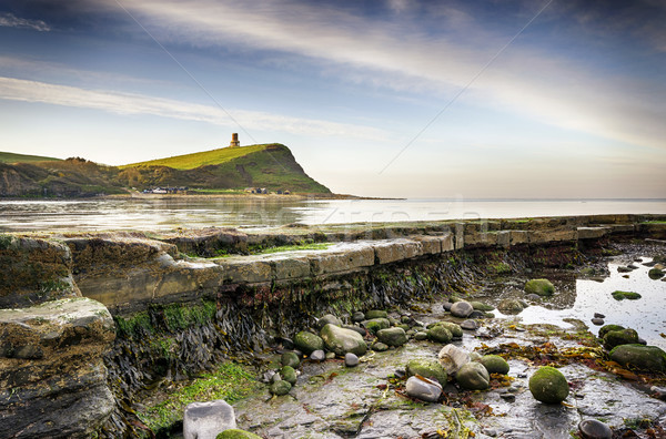 Kimmeridge on Dorset's Jurassic Coast Stock photo © flotsom