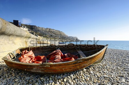 Chesil Cove Stock photo © flotsom