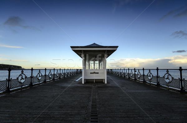 Swanage Pier Stock photo © flotsom