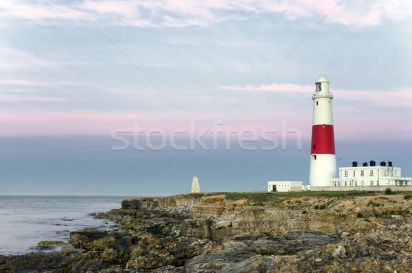 Portland Bill Lighthouse Stock photo © flotsom