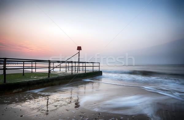 Bournemouth Beach Stock photo © flotsom