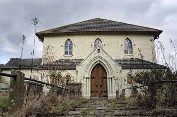 Old Abandoned Building Stock photo © flotsom