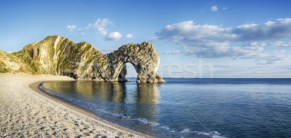 Durdle Door and Beach Stock photo © flotsom