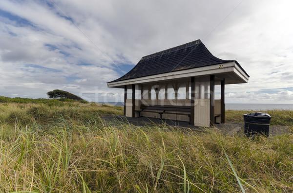 Seaside Shelter Stock photo © flotsom