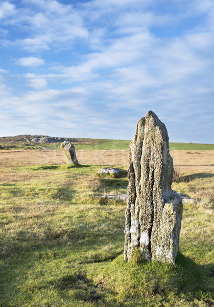 The Trippet Stones Stock photo © flotsom