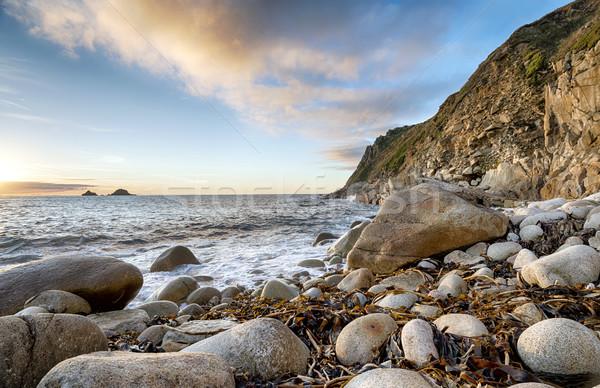 Porth Nanven Cove Stock photo © flotsom