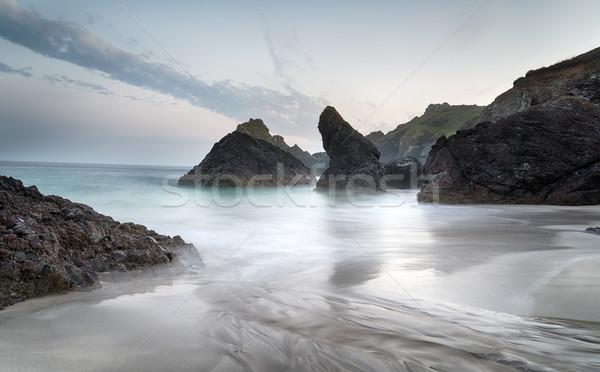 The Beach at Kynance Cove Stock photo © flotsom