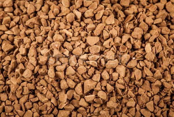 кофе дизайна цвета крупным планом коричневый ингредиент Сток-фото © fogen