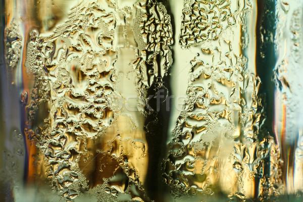 Soğuk limonata cam soğuk içecek gıda Stok fotoğraf © fogen