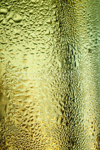 glass of cold drink Stock photo © fogen