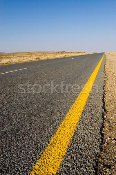 Cape roads #1 Stock photo © Forgiss
