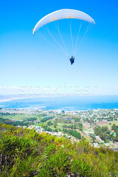 Paraglider Stock photo © Forgiss
