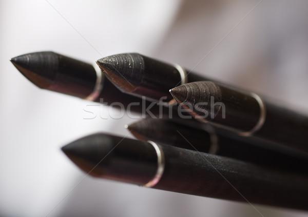 矢印 フロント 標準 アーチェリー 弓 ストックフォト © forgiss