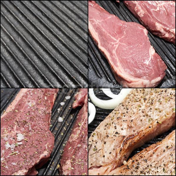 Food preparation Stock photo © Forgiss