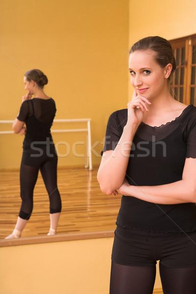 Stock photo: Ballerina #52