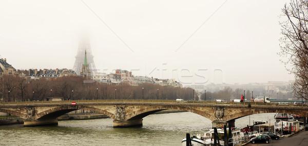 Paris #7 Stock photo © Forgiss