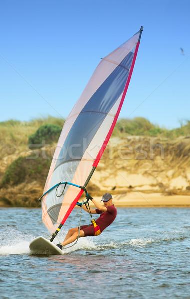 windsurfer 01 Stock photo © Forgiss