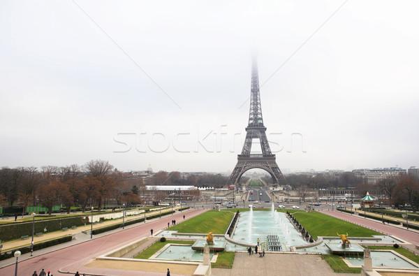 Paris #50 Stock photo © Forgiss