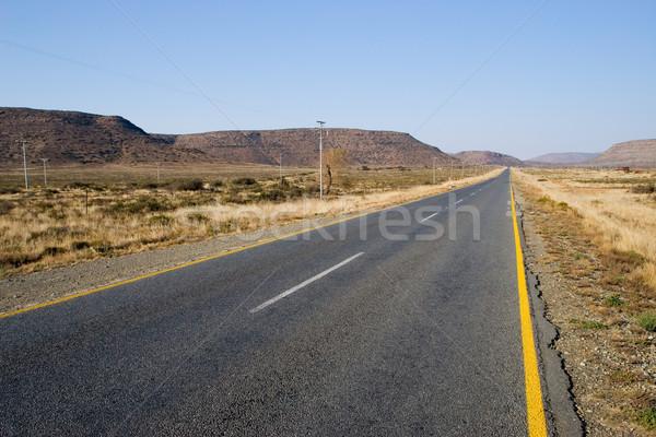Cape roads #2 Stock photo © Forgiss