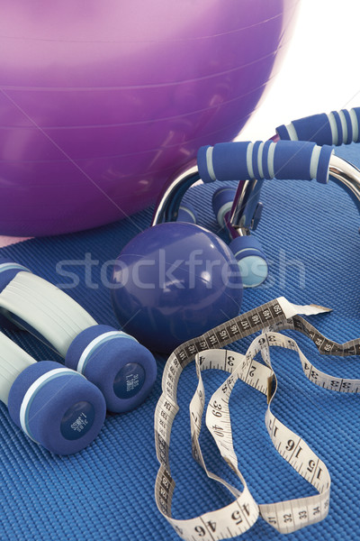Fitness Equipment Stock photo © Forgiss