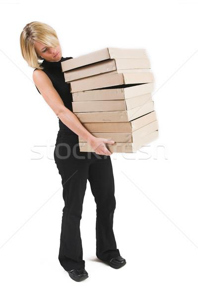 Business Lady #28 Stock photo © Forgiss