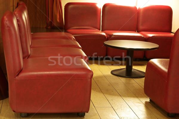 Interior of a hotel in Paris Stock photo © Forgiss