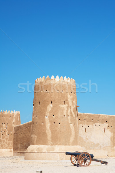 Fort Zubara Stock photo © Forgiss