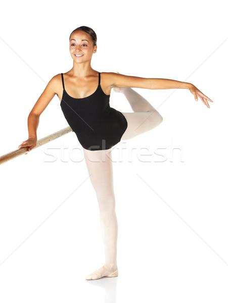 Ballet Steps Stock photo © Forgiss