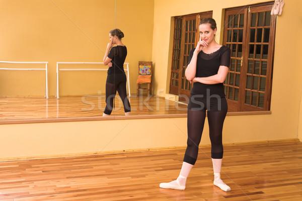 Stock photo: Ballerina #53