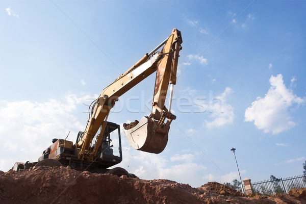 Construction #7 Stock photo © Forgiss