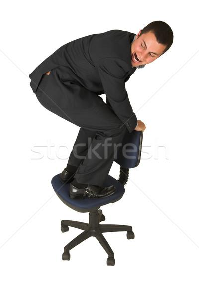 Businessman #233 Stock photo © Forgiss