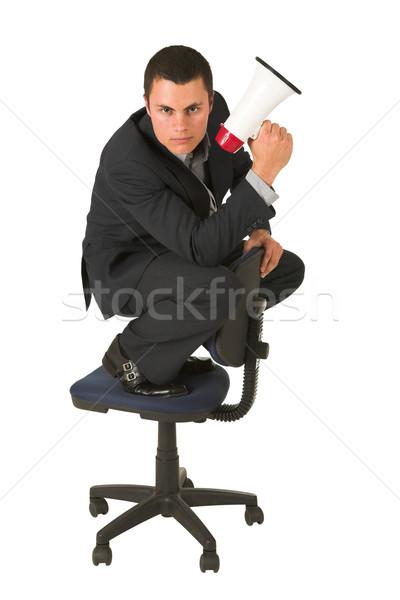 Businessman #248 Stock photo © Forgiss