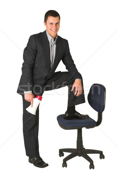 Businessman #252 Stock photo © Forgiss