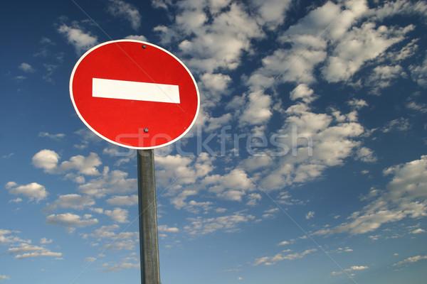 No Entry Stock photo © Forgiss