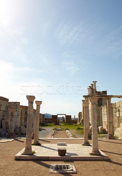 st Johns Basilica Stock photo © Forgiss