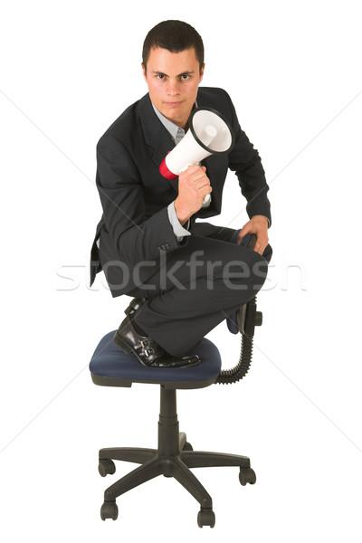 Businessman #249 Stock photo © Forgiss