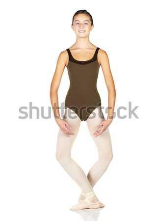 Young Ballet Dancer Stock photo © Forgiss