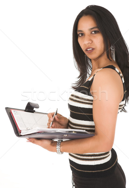 African Businesswoman Stock photo © Forgiss