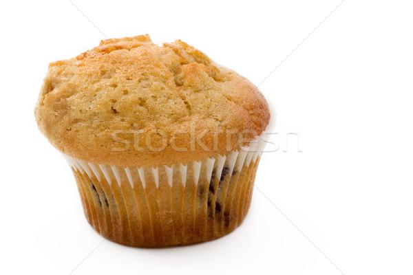 Stockfoto: Voedsel · 14 · zemelen · muffin · witte